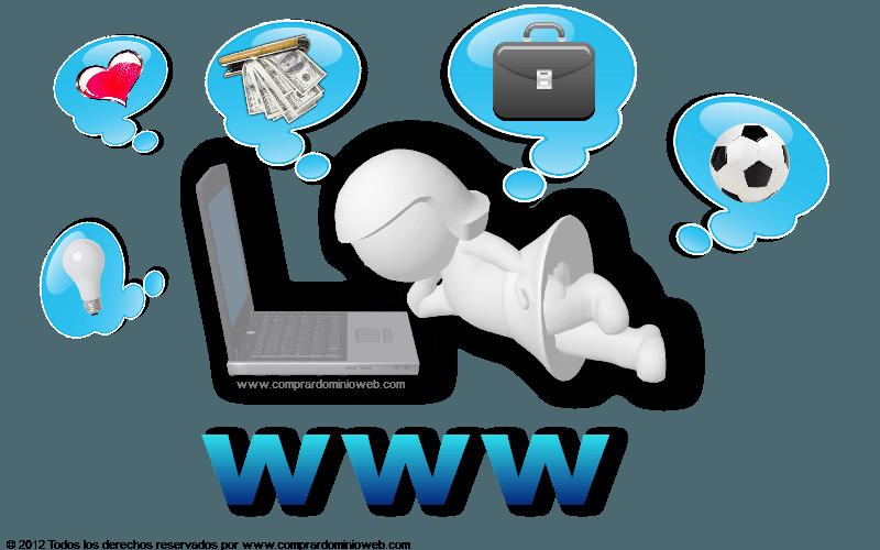 Comprar Dominio en la Web