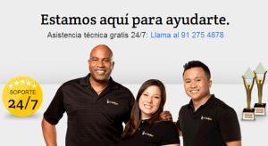 Servicio de Asistencia GoDaddy en Español 34 h 7 días