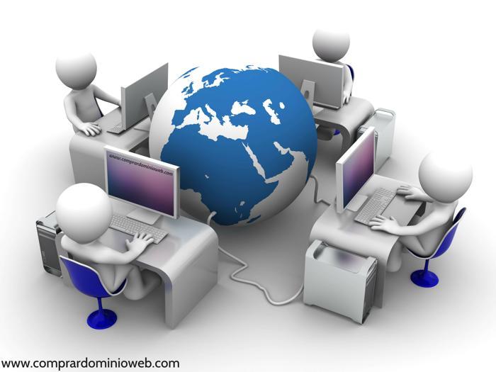comprar hosting y registrar dominio web para tener tu web