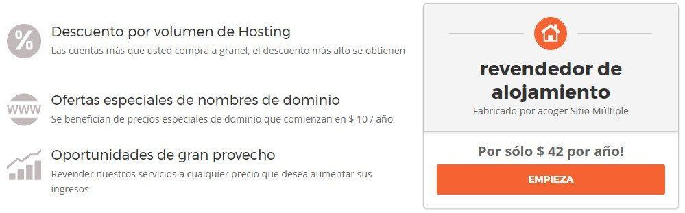 Mejores empresas proveedoras de hosting en español