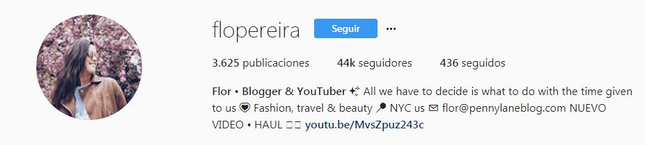 blogger famosos