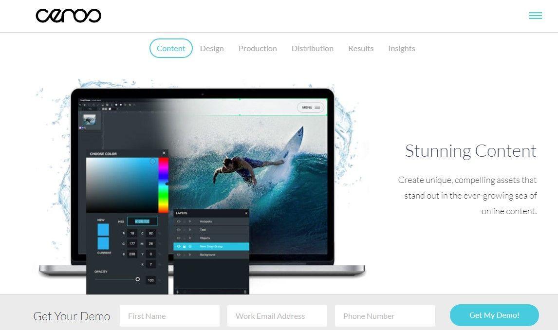cero diseño web