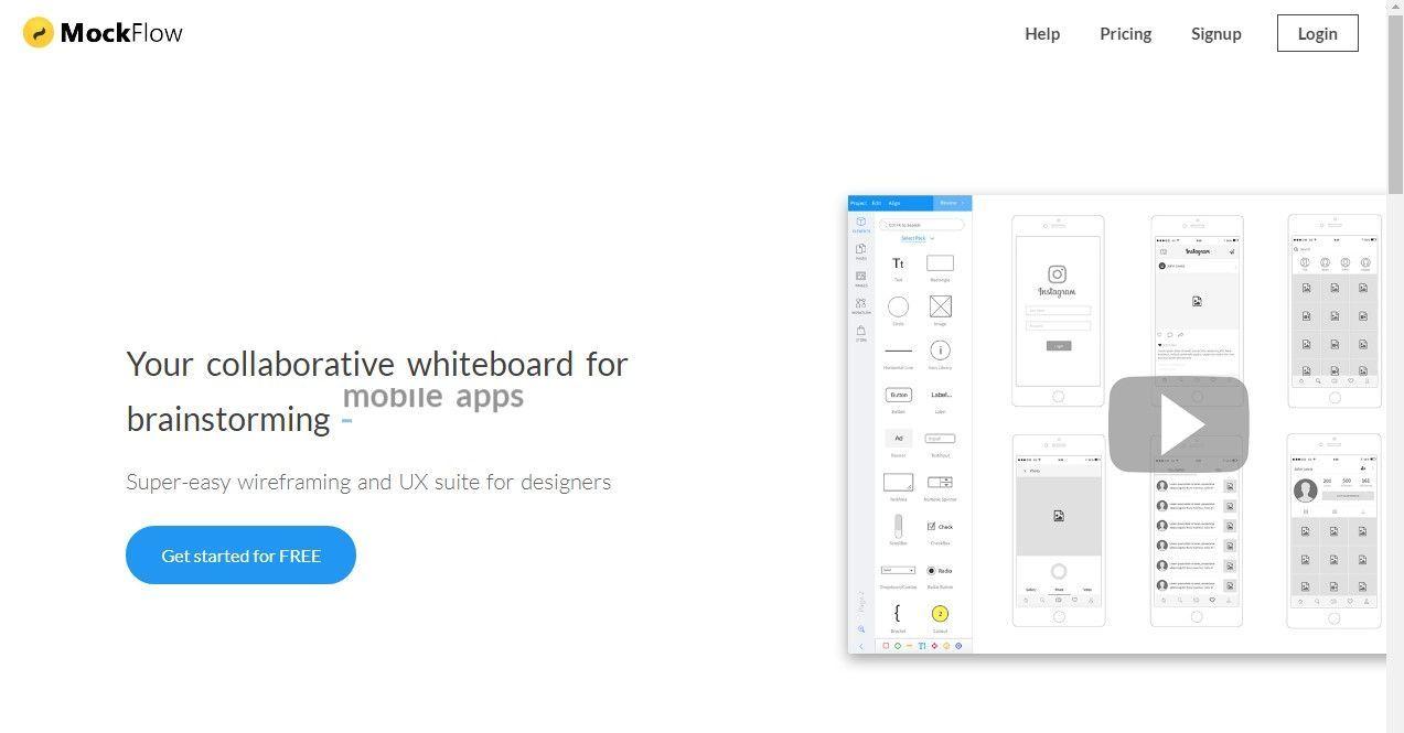 mocflow diseño web