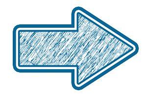 flecha símbolo